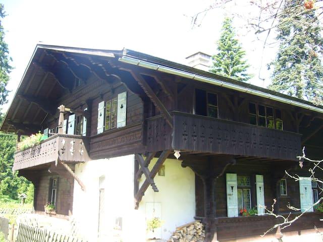 Apartment Chalet Kladska - Mariánské Lázně - Дом
