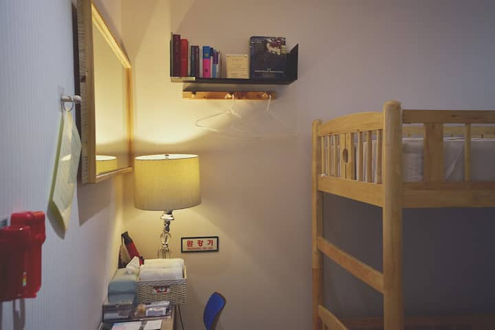 Andong Poong-Gyung GuestHouse Twin Room