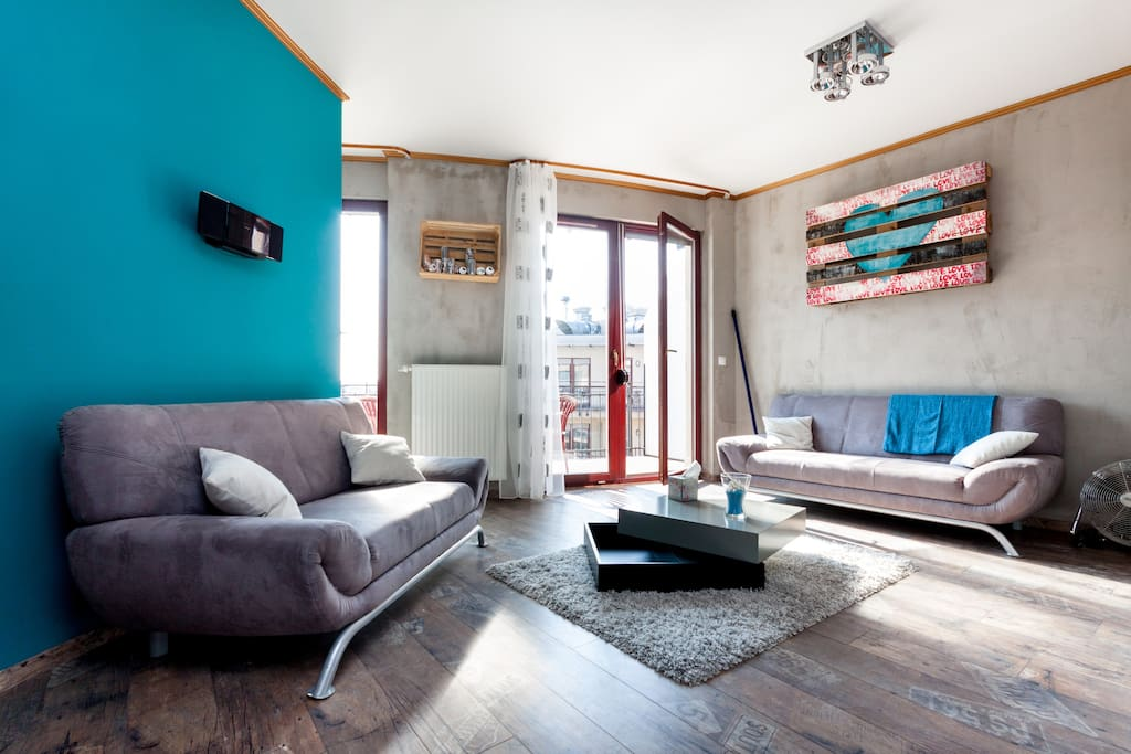 Kirly Design Apartment Appartements