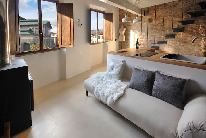 LOFT in center of Florence - Florenz - Wohnung