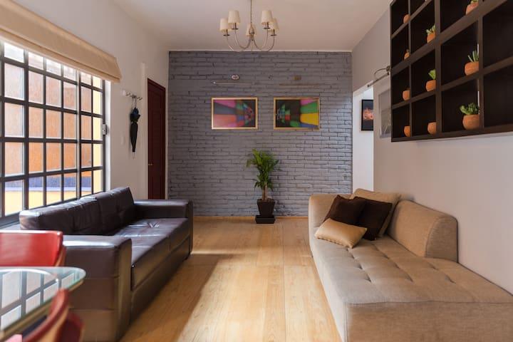 Autentica experiencia en la Condesa - Ciudad de México - Apartment