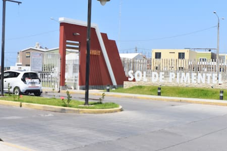 Habitación en Pimentel