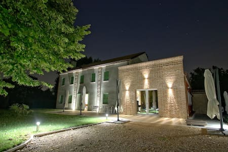 Ca Di Fiore B&B-riverside countryhouse, parking3