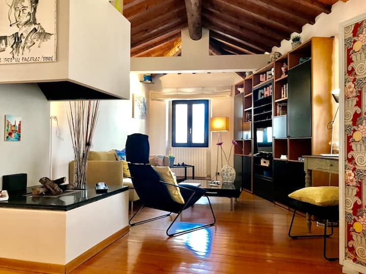 Arno Loft in the heart of Florence