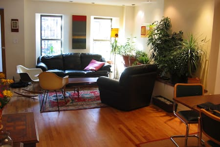 Park Slope Spacious 3 Bedroom Home