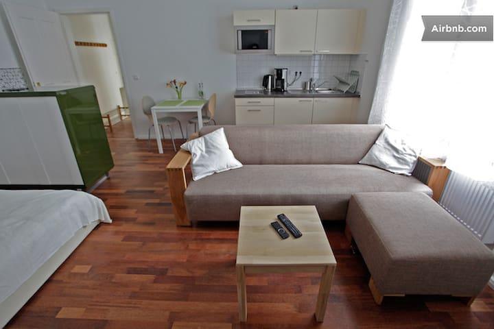 Wendt-Apartment, 2nd floor, quiet