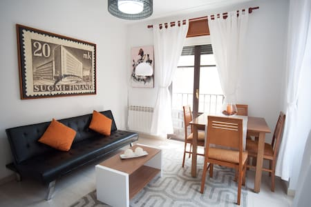 Wonderful apartment in the historic center - Apartment