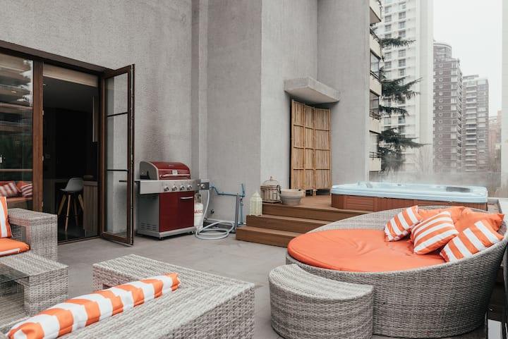 New Luxury Loft El Golf