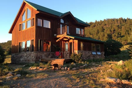 Spectacular Mountain Home  - San Miguel County