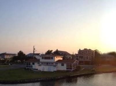 Show Boat Cottage - North facing - Fenwick Island