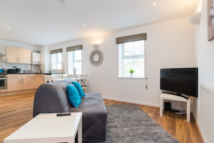 Stunning New Apartment with WiFi & Parking!