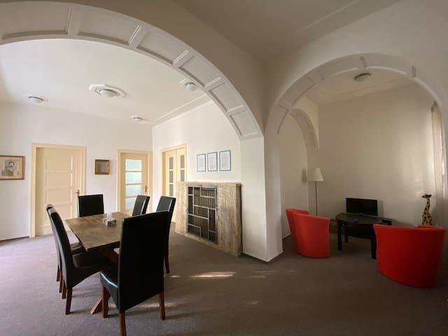 Krásná vila u parku - Centrum Ostravy (WiFi)