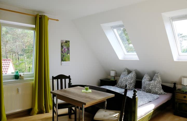 Nest für zwei- eigenes Bad- Ostseebad Karlshagen