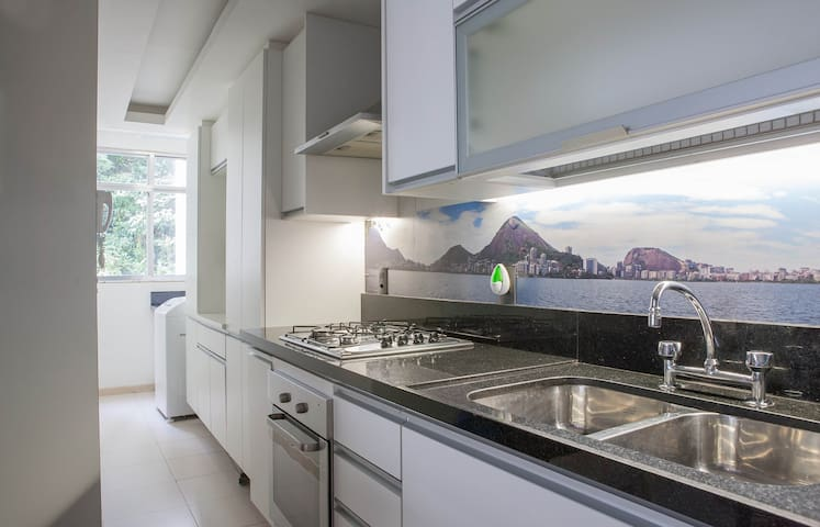 Kitchen's countertop