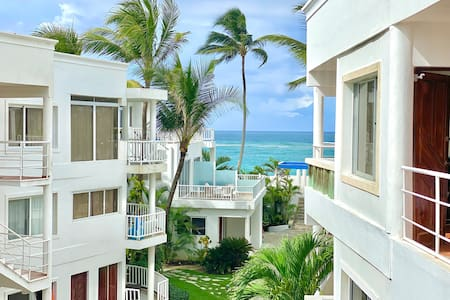 Beachfront Apartment in Cabarete's Kite Beach!