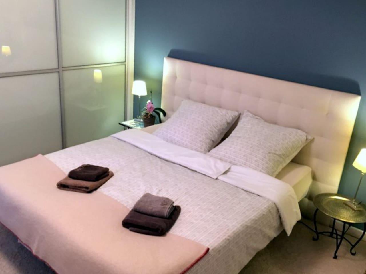 Masterbedroom / Schlafzimmer