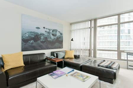 2BD/2BA, West End Apt. with a View - Vancouver