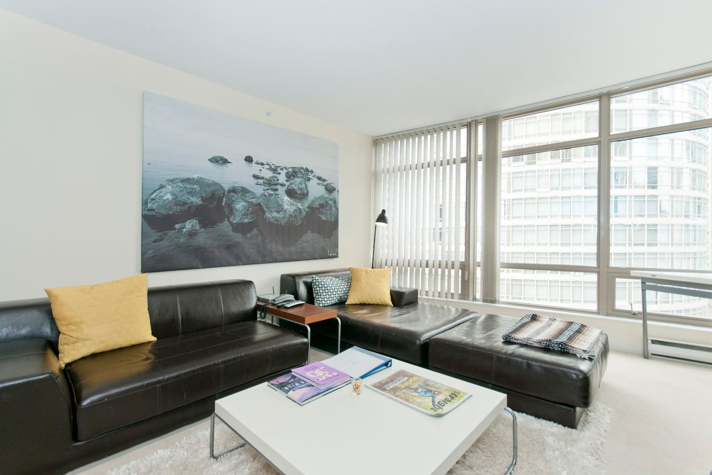 2BD/2BA, West End Apt. with a View