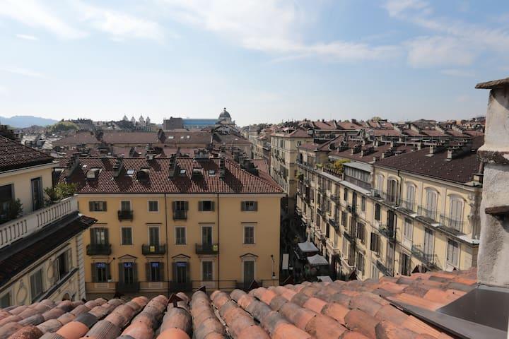 ToYou: Vista speciale sui tetti.