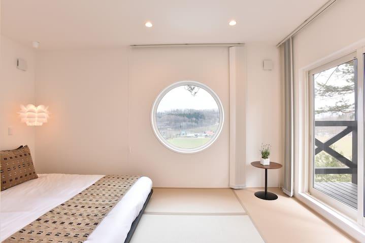 """Furano Lofts """"Mori 2"""" - Non Smoking, 1BR Apartment - Furano-shi - Apartment"""