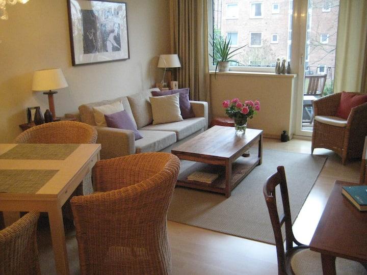 Komfortable 2-Zimmer Wohnung in Barmbek Süd