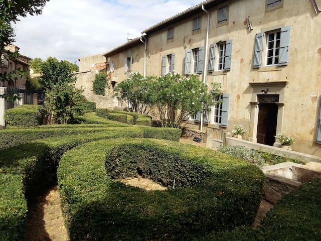 Grande maison familiale - Talairan - Dům