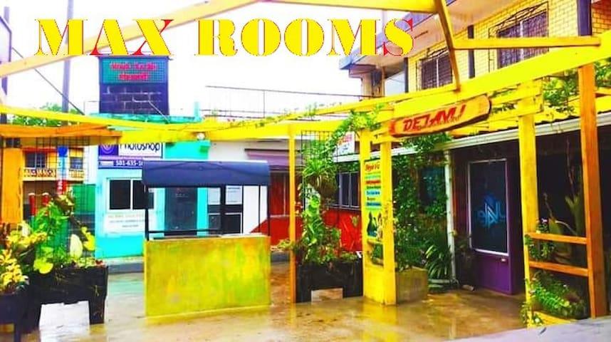 Max Rooms budget