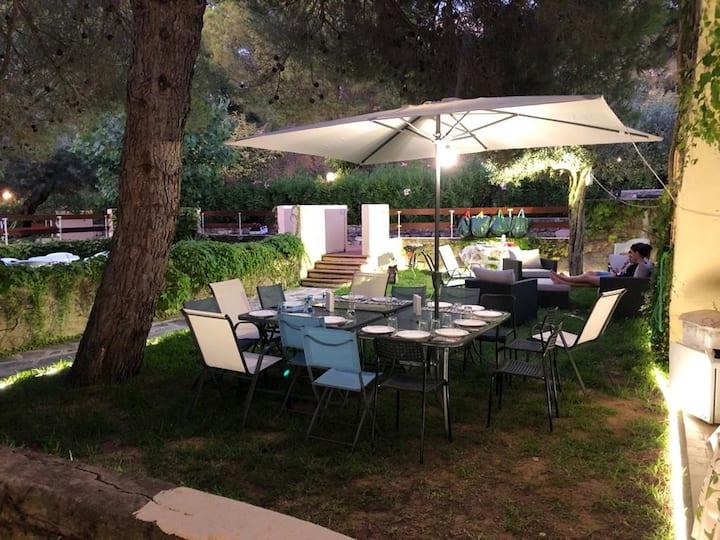 Residence a Palinuro/ Camerota luxury house
