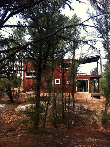 Modern Cabin in the woods - Glorieta