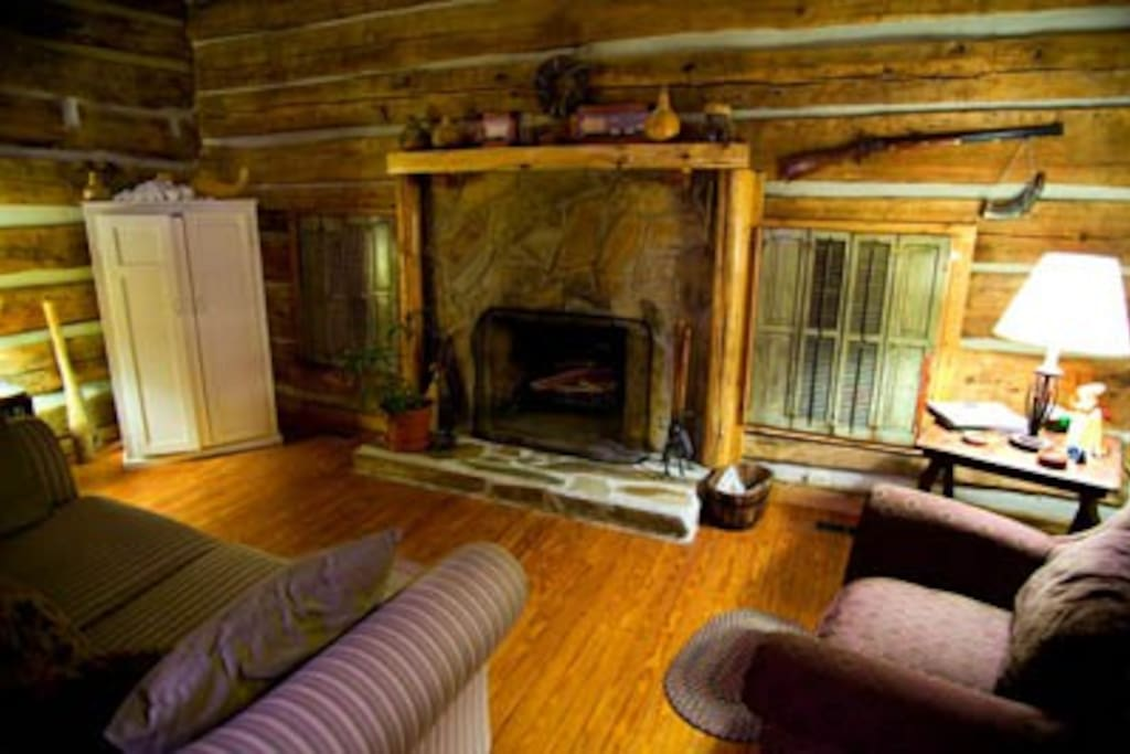Foust Living room