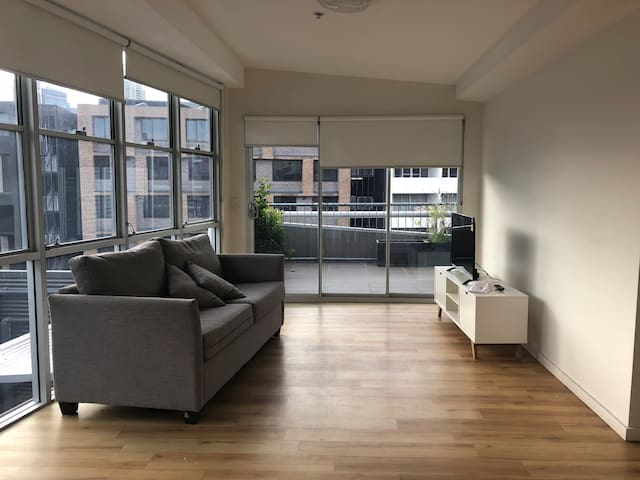 Very cozy Sydney central apartment with city view