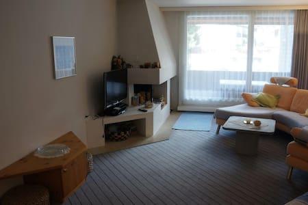 Perfekte Ferienwohnung Laax - Laax - Appartement