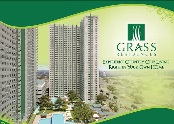 1BR Condo Unit with complete amenities in QC