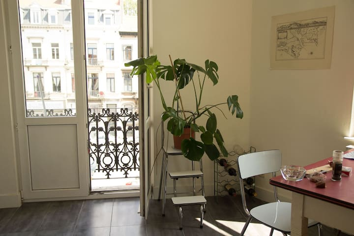 Charmant appartement au coeur de Saint-Gilles