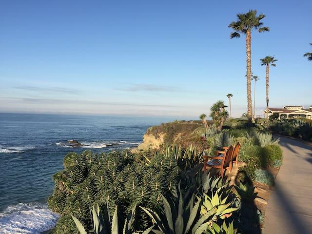 Ocean View Condo in great location.