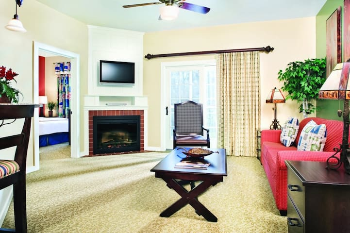 Wyndham Resorts at Shawnee Village - 2 Bedroom