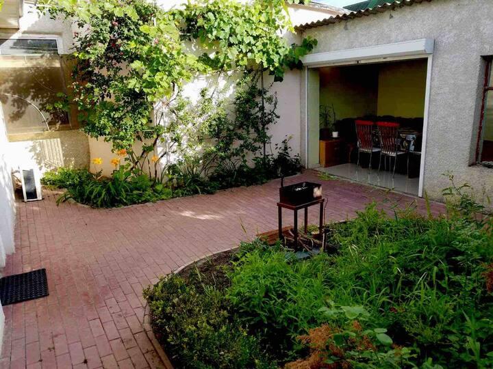 Дом с итальянским двориком