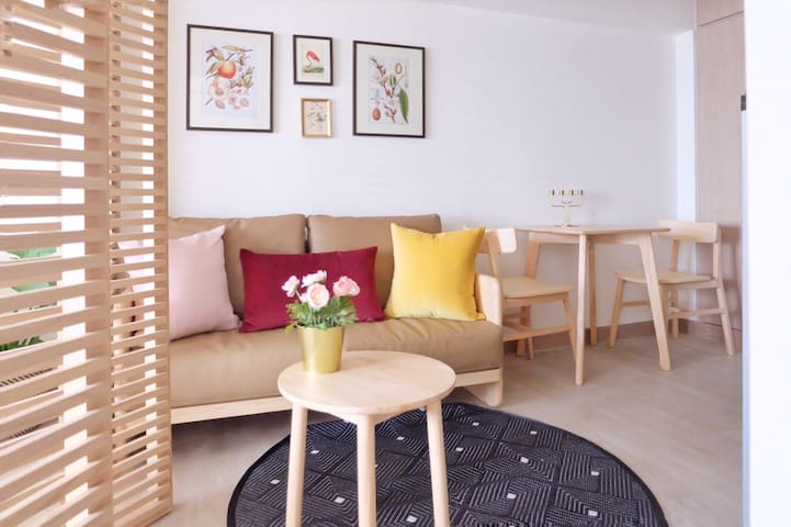 Contemporary & Peaceful Apartment near BTS Ari #3