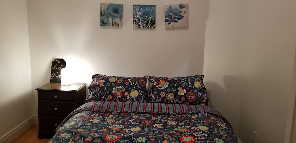 Le spacieux, propre, calme , lumineux près de tout