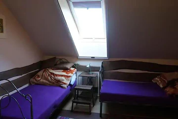 Bociani domek - pokój 2 os.