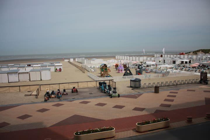 The apartment with a view! - Knokke-Heist - Apartment