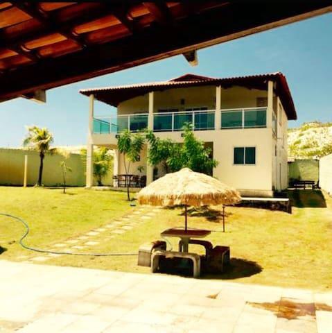 Duplex na praia da taiba. Vista mar - Taiba - Rumah