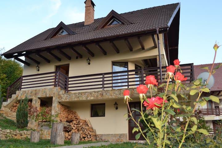 Bubuhaus Valea Dobarlaului, Covasna, Transylvania - Valea Dobârlăului - Chalupa