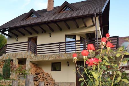 Bubuhaus Valea Dobarlaului, Covasna, Transylvania - Valea Dobârlăului