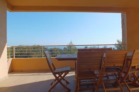 Appartement vue sur mer en Corse - Sari-Solenzara