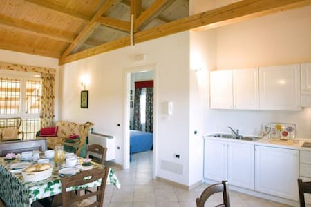 Airone- app.to in agriturismo sul fiume a Caorle - Caorle