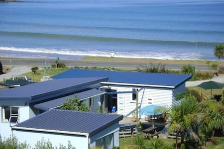 Blue Berry Bach- Beach front - Hihi - House