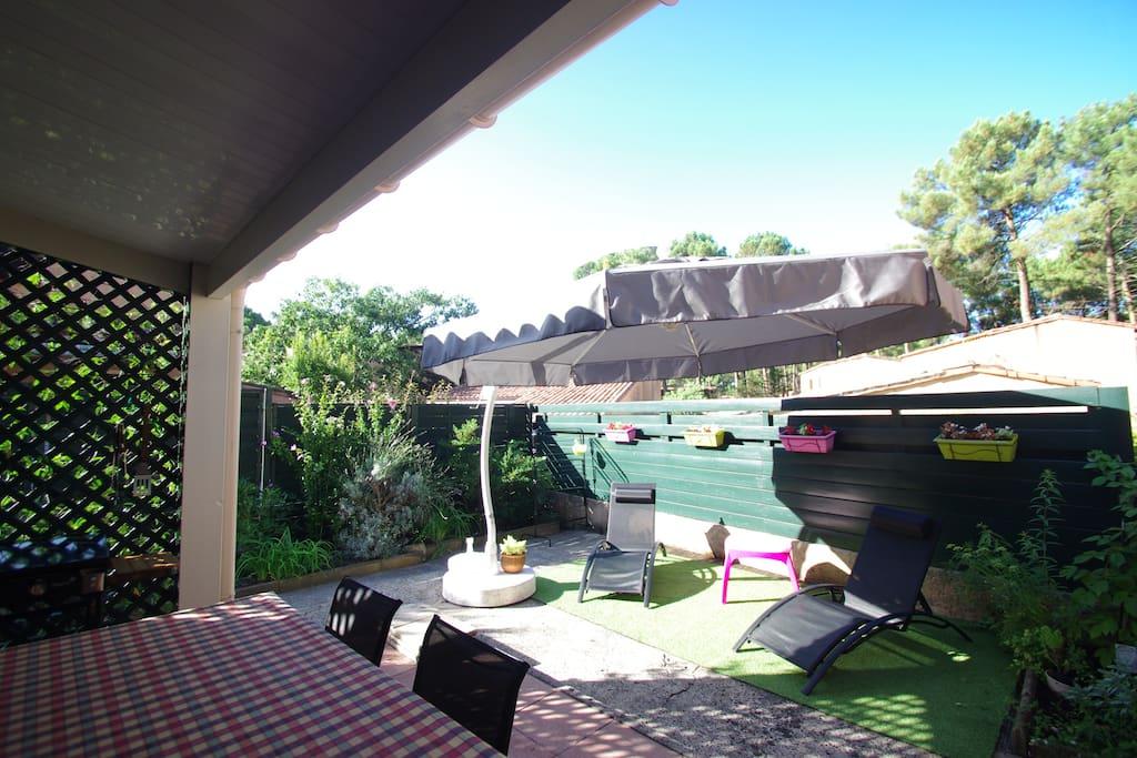 Terrasse&Jardin