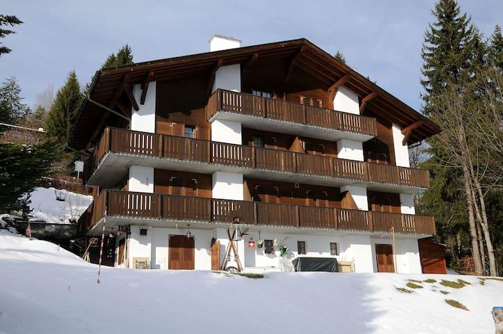 Wohnung im Haus Gampergalt, 4.5 Zimmer, 6 Betten