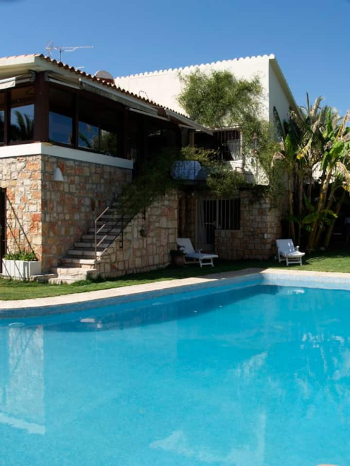 Villa de lujo en Benidorm